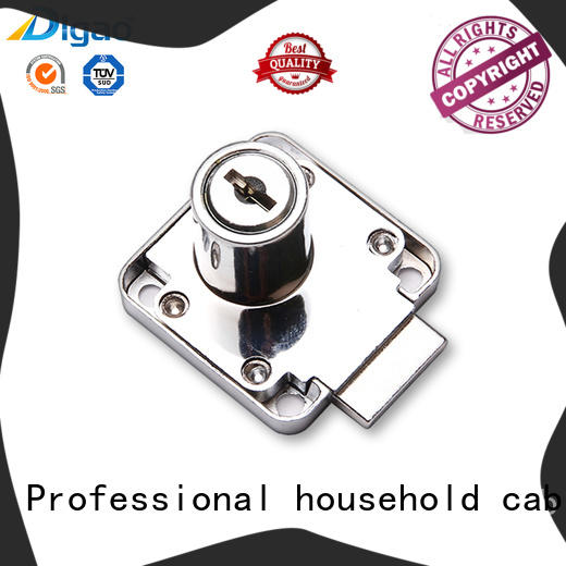 DIgao solid mesh drawer lock OEM for room