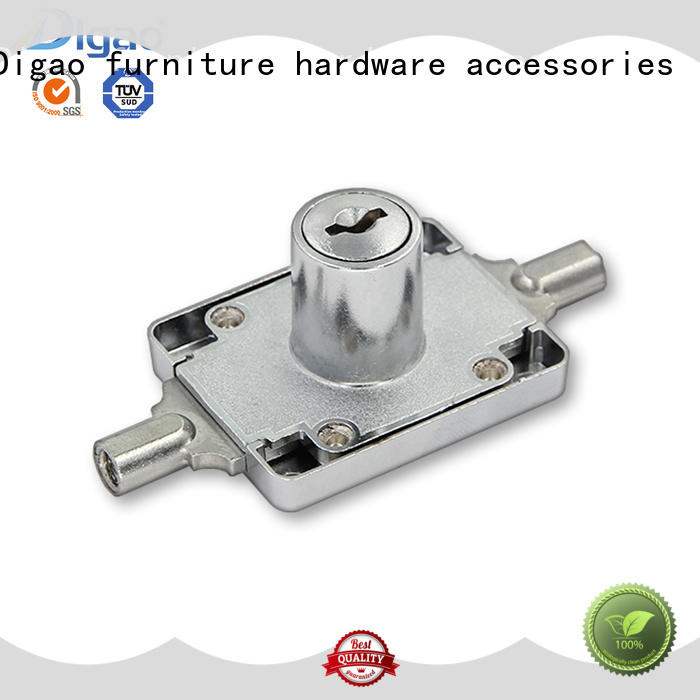 quality wardrobe door locks zinc for furniture DIgao