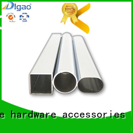 pipe extendable wardrobe rail fittings Hanging Clothes DIgao