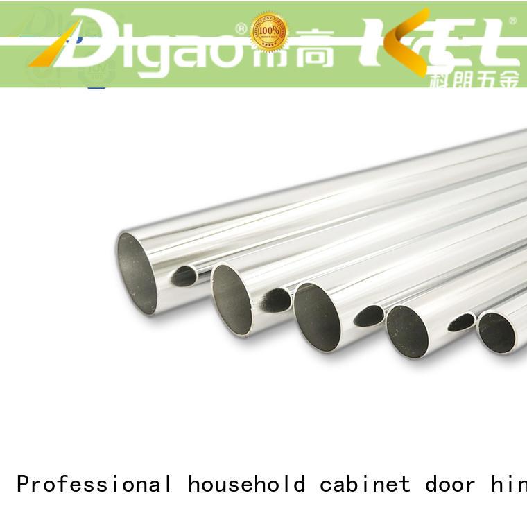 portable wardrobe tube iron free sample Chrome Plated Furniture