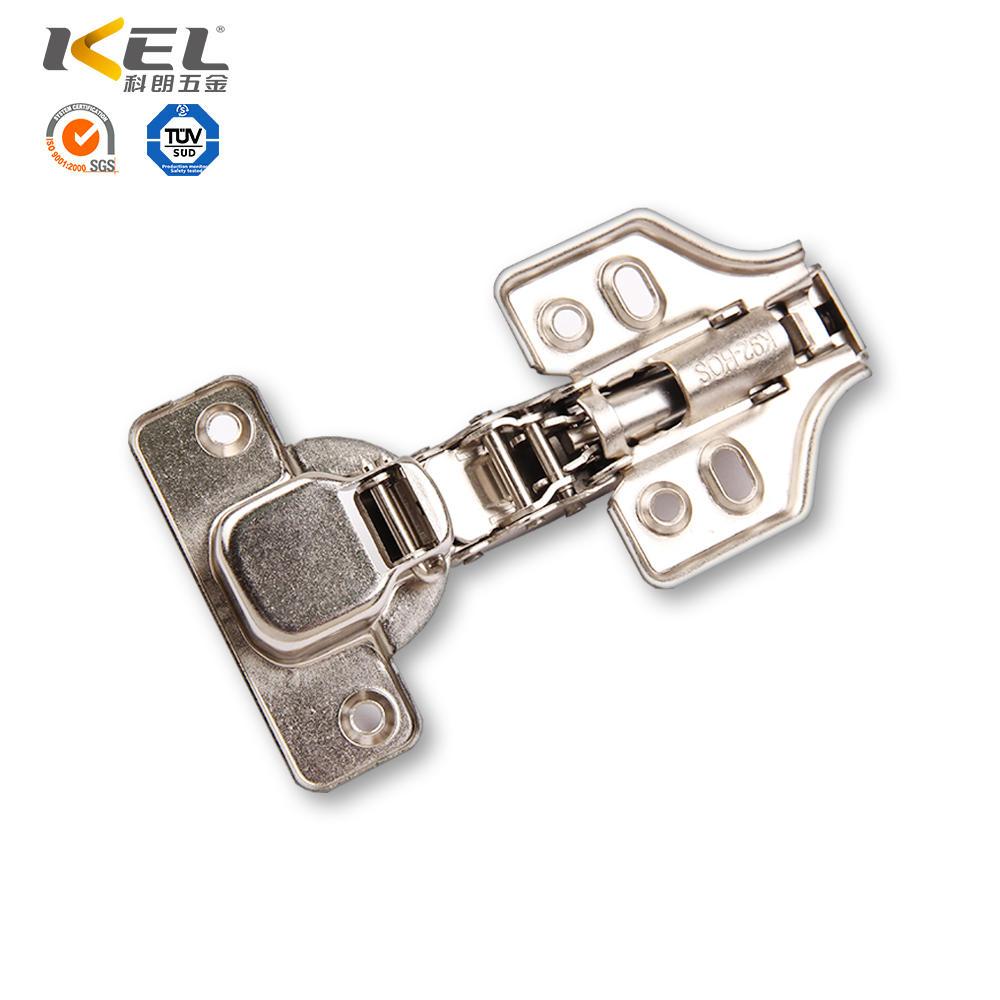 Iron Cabinet Hydraulic Hinges, Clip On Soft Closing Furniture Hinge,self closing hinge