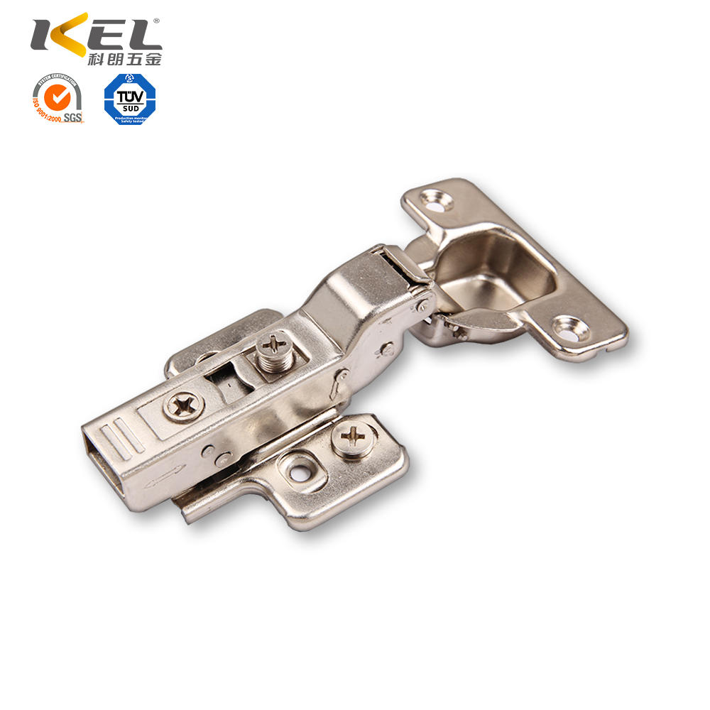 Furniture hardware 3D adjustable hydraulic concealed door hinge