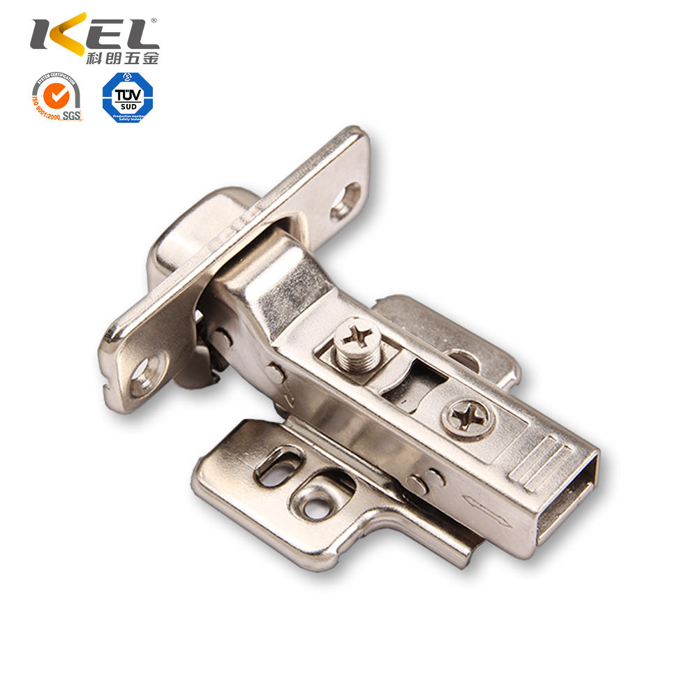 Furniture hardware 3D adjustable hydraulic concealed door hinge