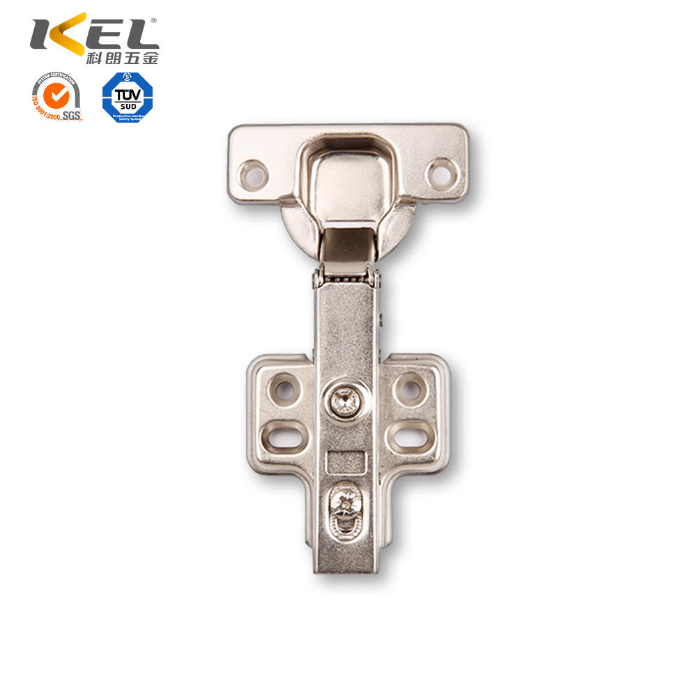 Furniture Iron Cabinet hydraulic hinges, soft closing door hinge