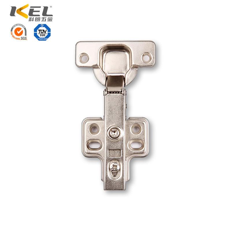 Furniture Iron Cabinet hydraulic hinges, soft closing door hinge