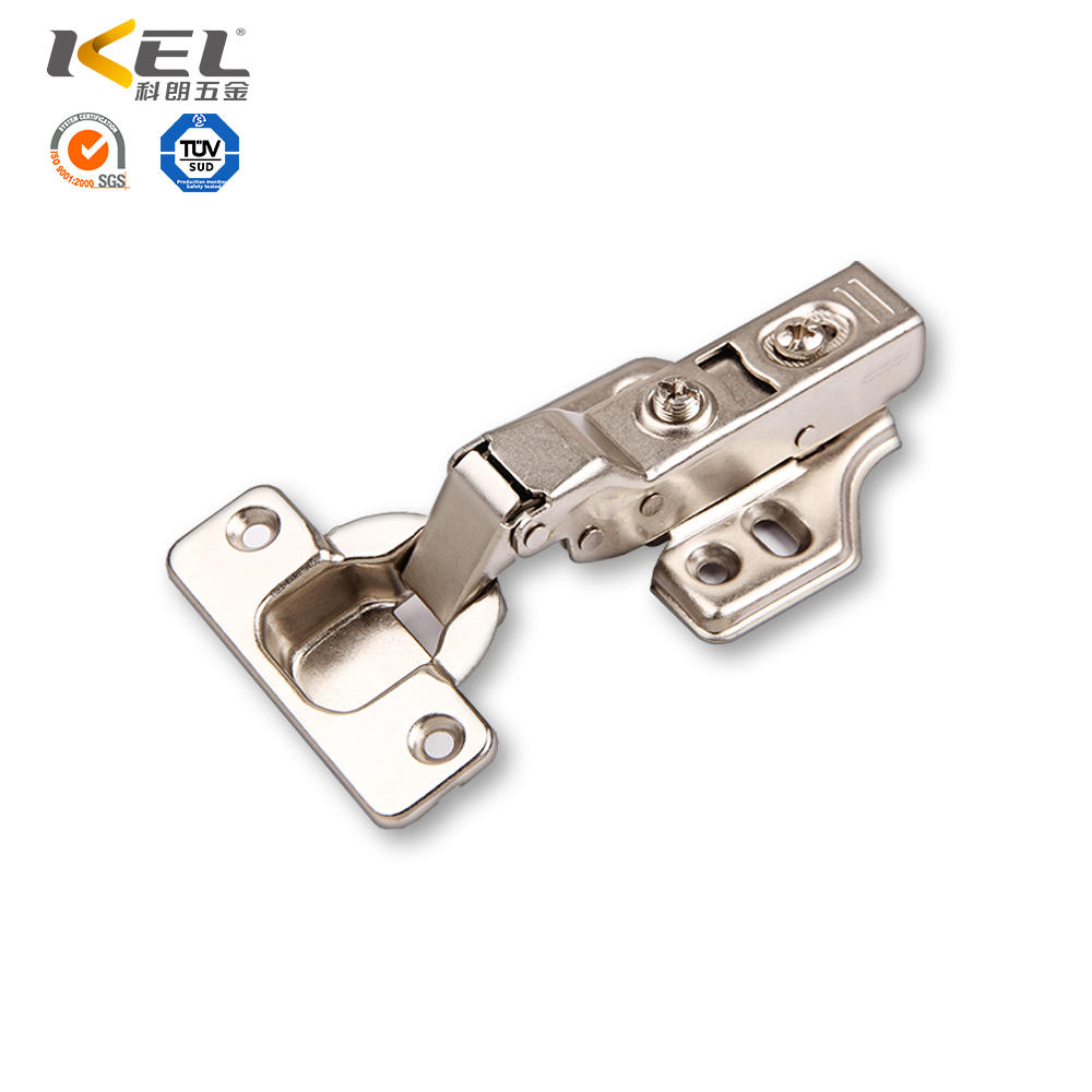 steel soft close/spring hinge for kitchen cabinet furniture hardware manufacturer