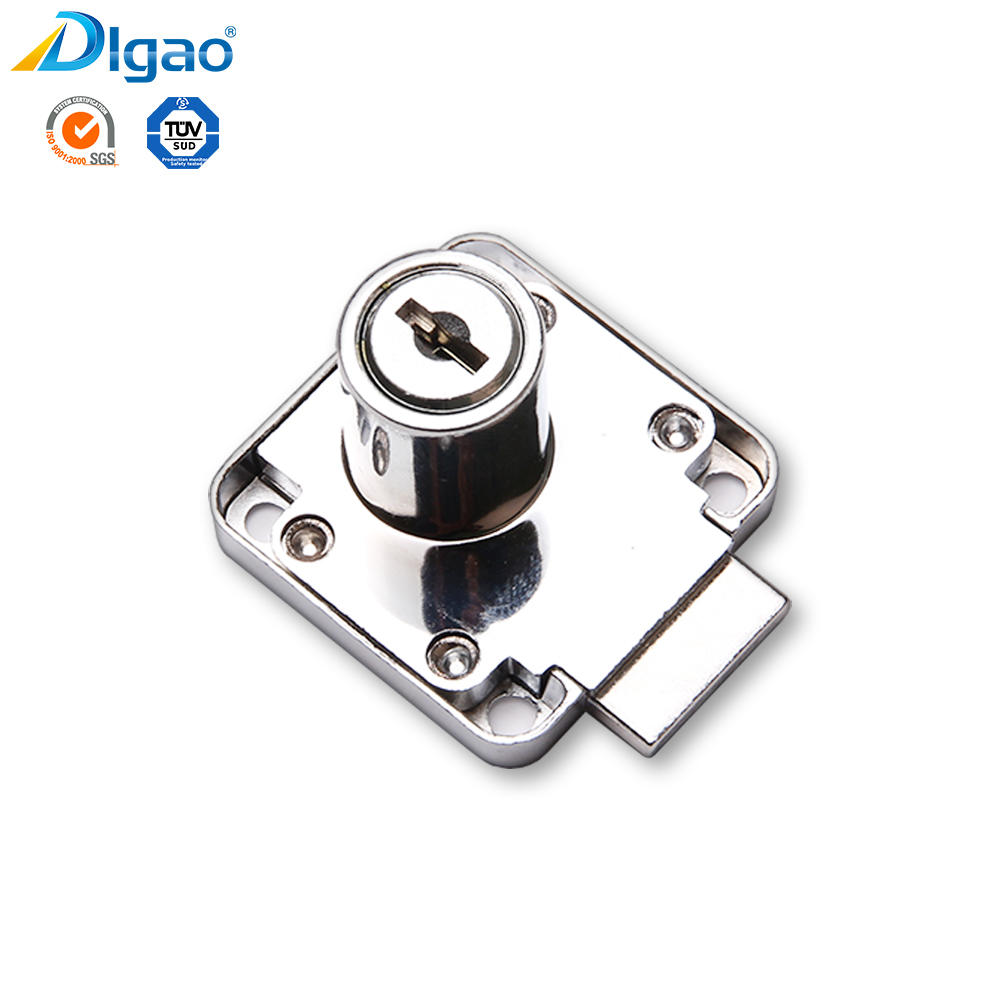Digao Wholesale 138 Plastic Office Furniture Desk Drawer cabinet door Lock