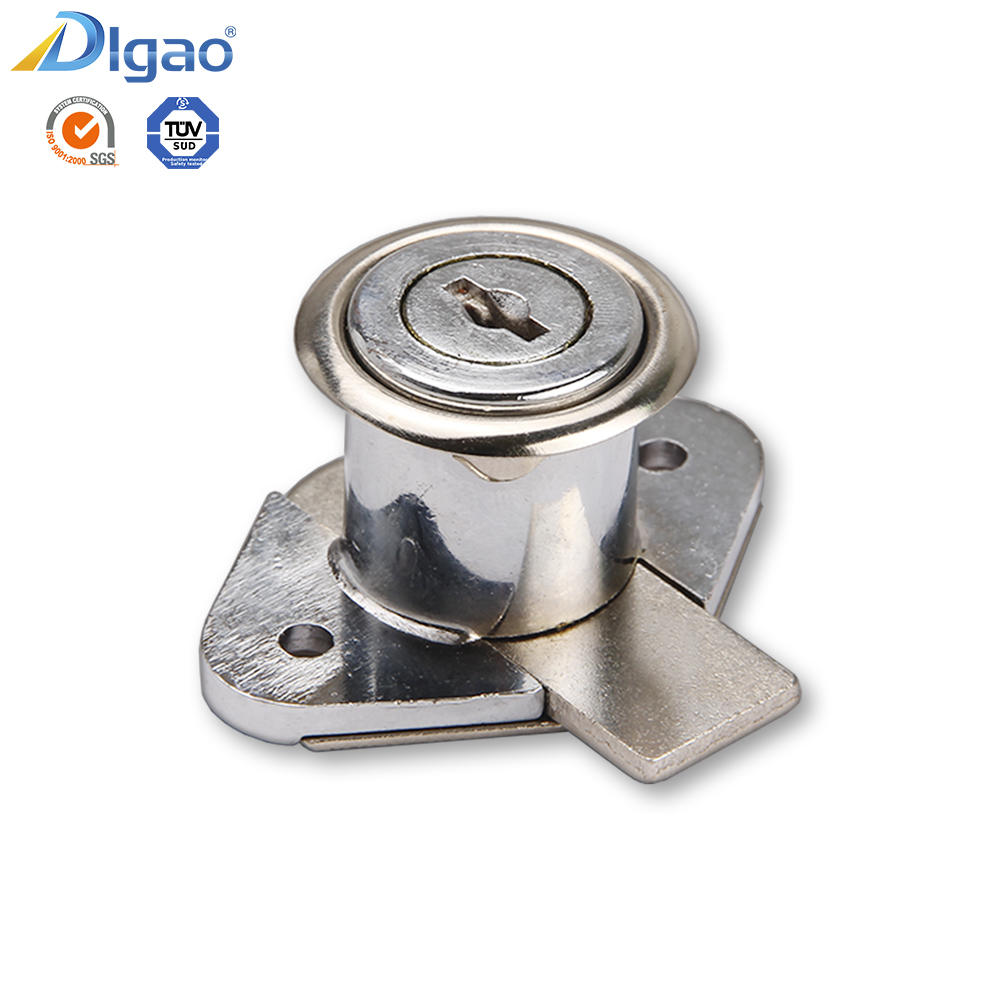Chinese lock manufacturer Digao 106 kitchen cabinet drawer lock new zinc door lock