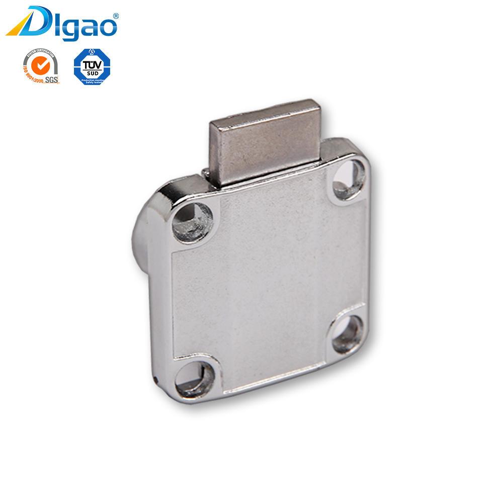 Office furniture pedestal metal drawer lock factory digao zinc iron drawer locks
