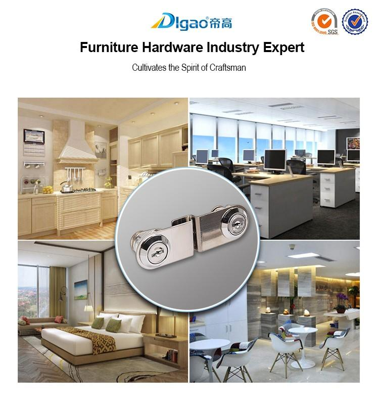 DIgao durable showcase lock supplier
