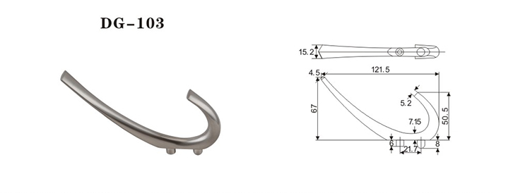 DIgao high-quality metal coat hooks for wholesale hat wall coat-1