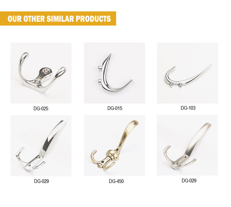 durable clothes hook for wholesale hat wall coat