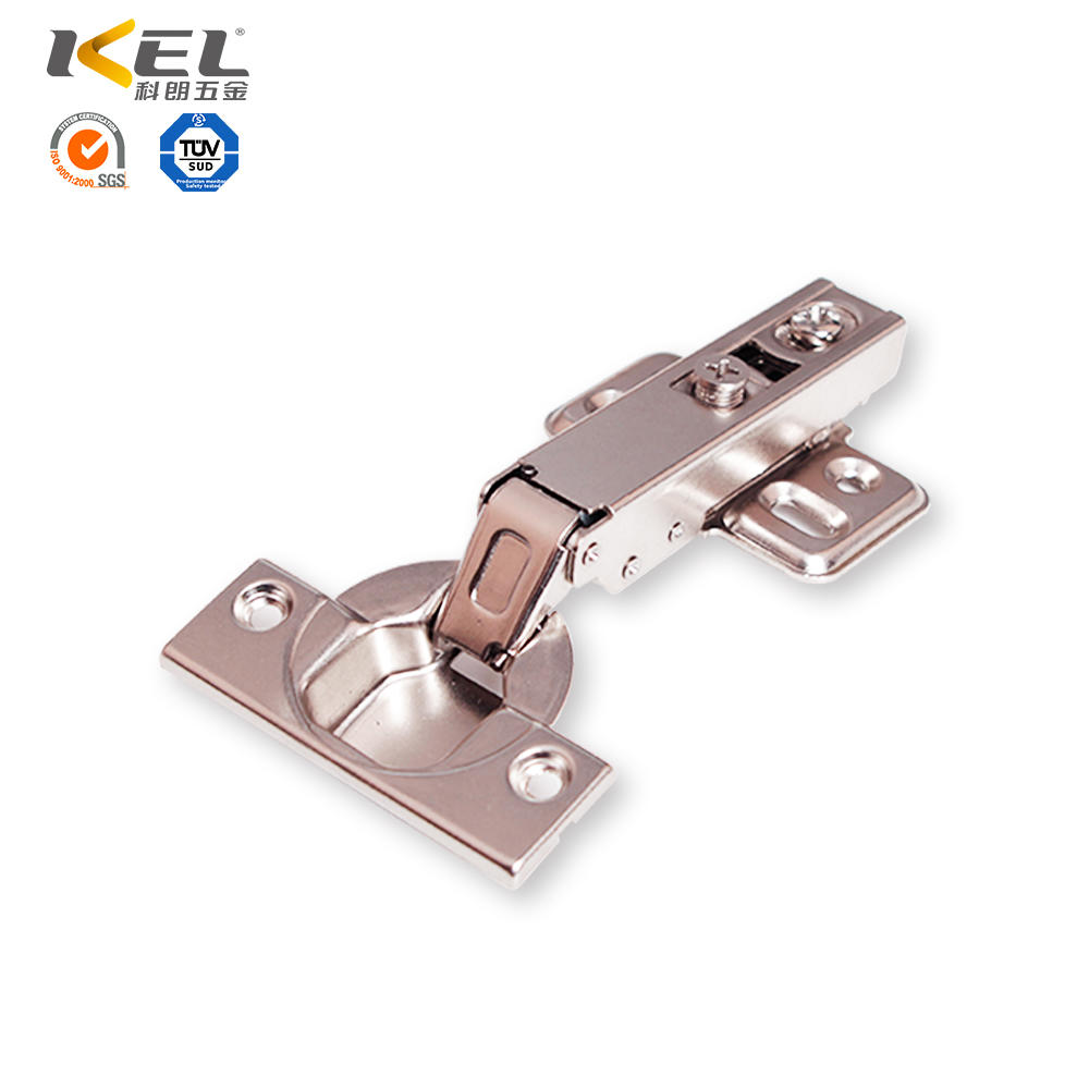 High quality kitchen door soft open hinge merchant furniture dtc steel cabinet door small angle hinges