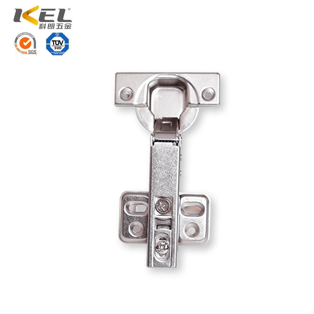 High quality kitchen door soft open hinge merchant furniture dtc steel cabinet door small angle hinges
