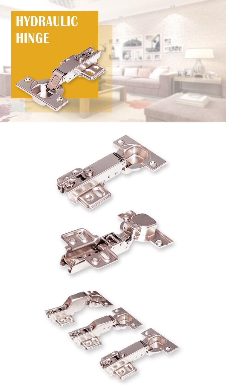 DIgao removable antique brass cabinet hinges bulk production