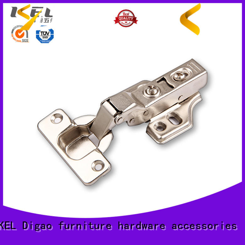 DIgao iron antique brass cabinet hinges for wholesale