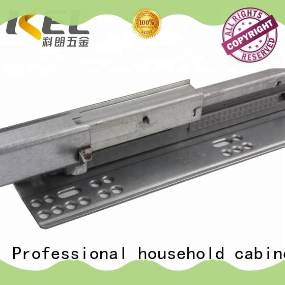 close soft close slides customization for drawer rails