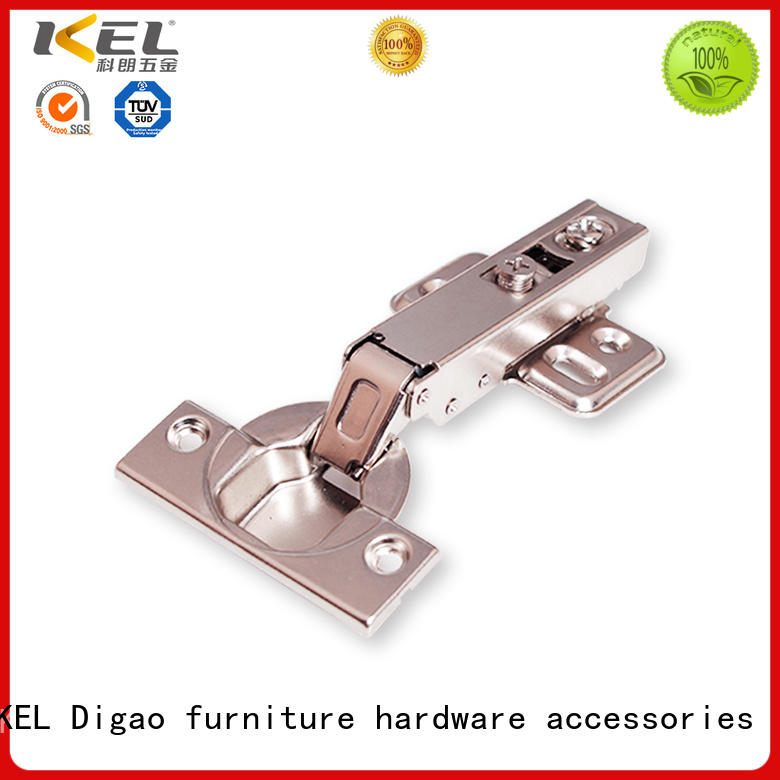 cupboard hydraulic hinges customization for Klicken cabinet DIgao