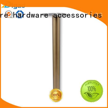 DIgao cabinet chrome table leg bulk production office table