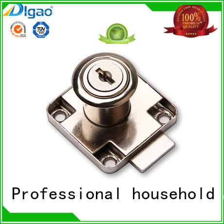 DIgao Breathable cabinet drawer locks customization for drawer