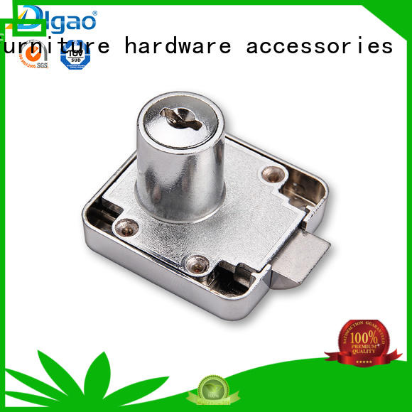 Office furniture cabinet drawer push lock wholesale chrome automatic lock