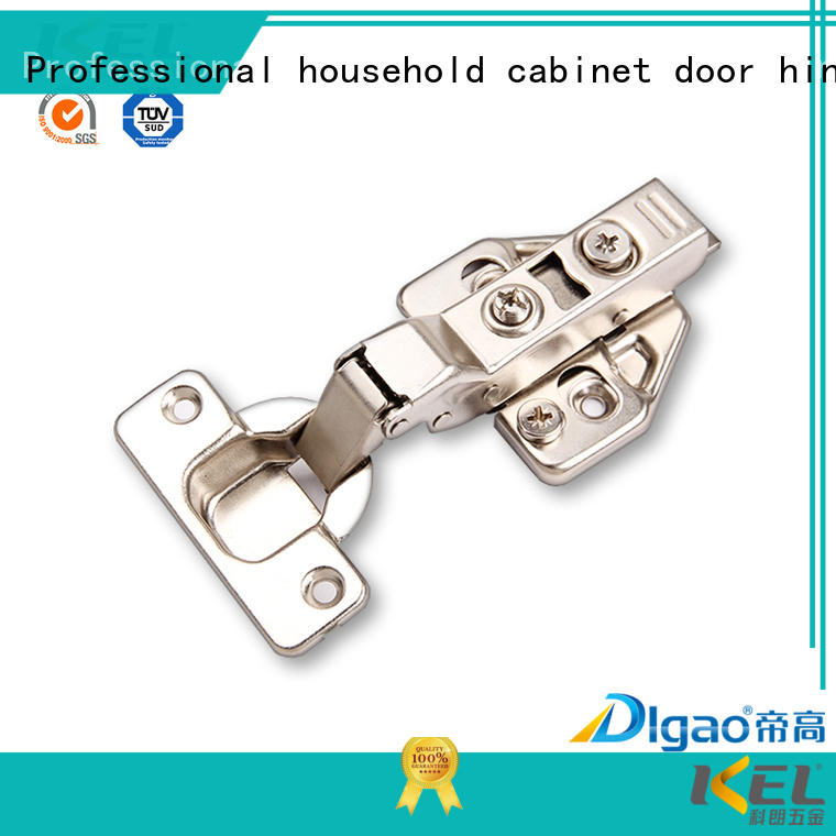 DIgao portable hydraulic hinges OEM steel soft close