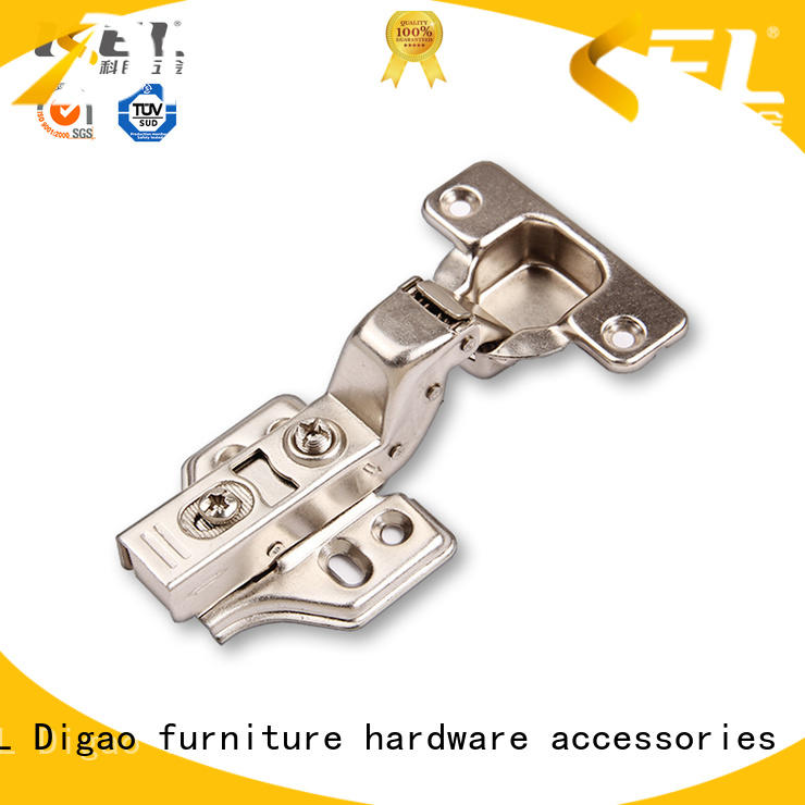 DIgao clipon self closing cabinet hinges ODM steel soft close