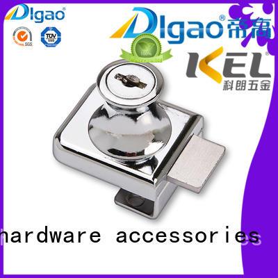 DIgao high-quality display cabinet locks customization kitchen double door lock