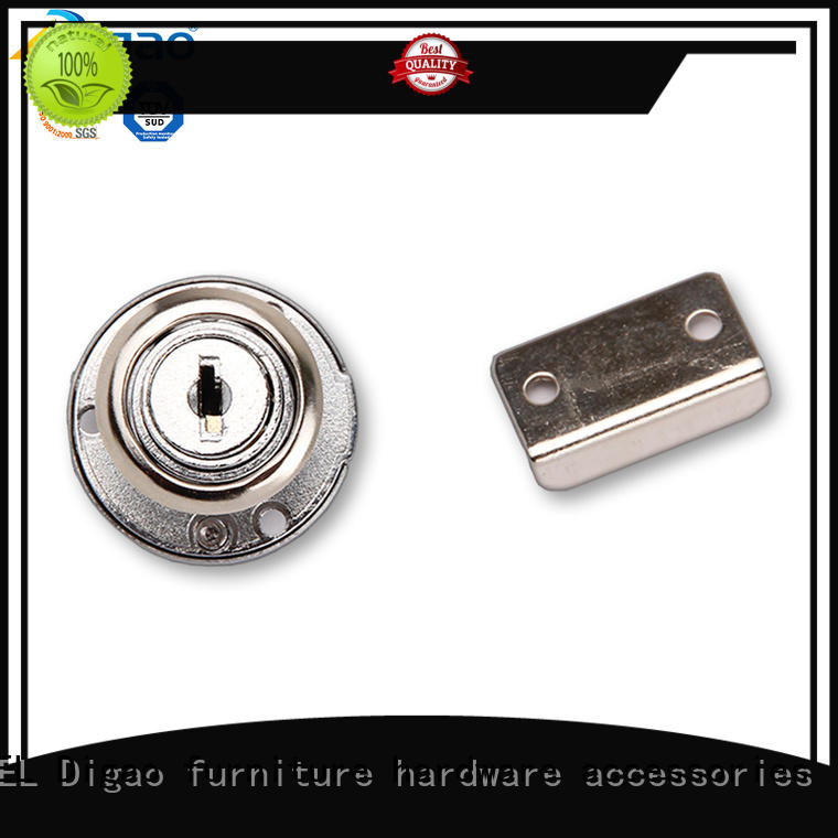 DIgao alloy kitchen cabinet locks ODM for furniture