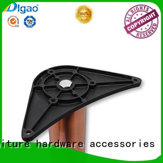 DIgao folding chrome furniture legs customization office table