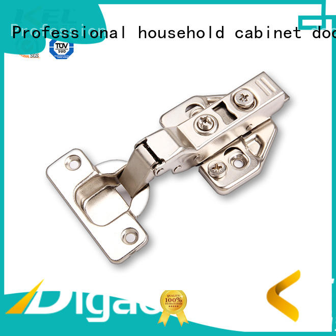 DIgao durable antique brass cabinet hinges OEM for furniture