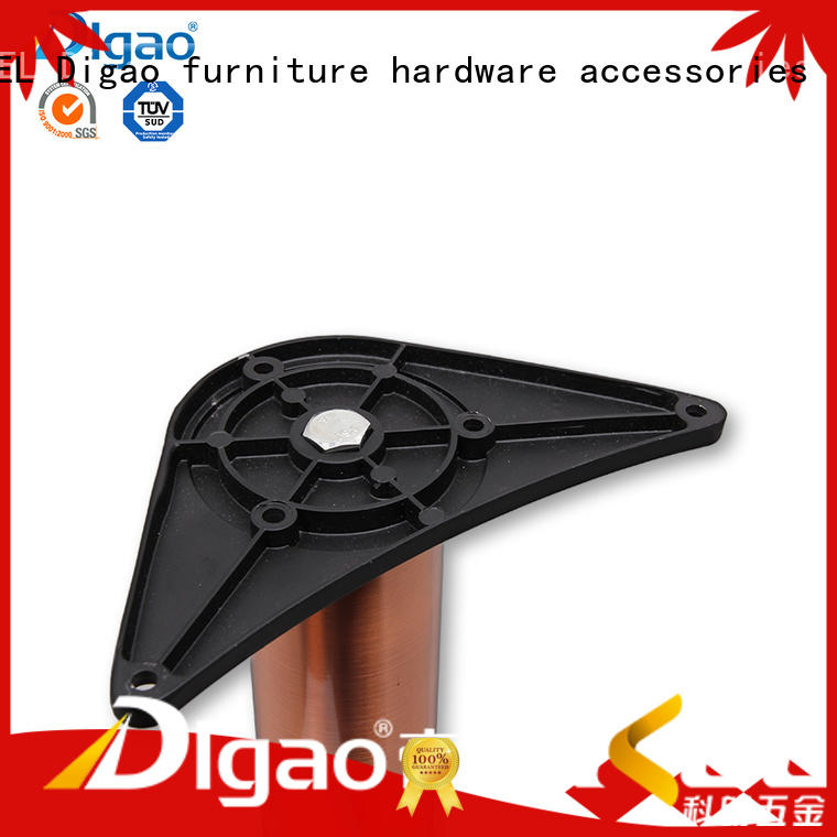 DIgao at discount iron furniture legs metal desk leg