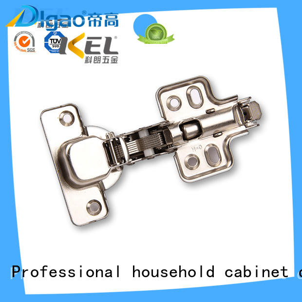 solid mesh hydraulic hinges 3d for wholesale for Klicken cabinet
