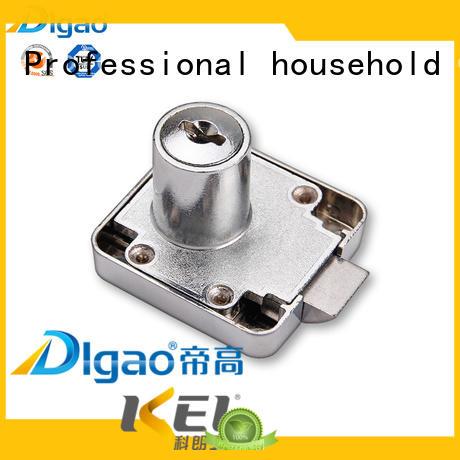 DIgao solid mesh cabinet drawer locks free sample for drawer