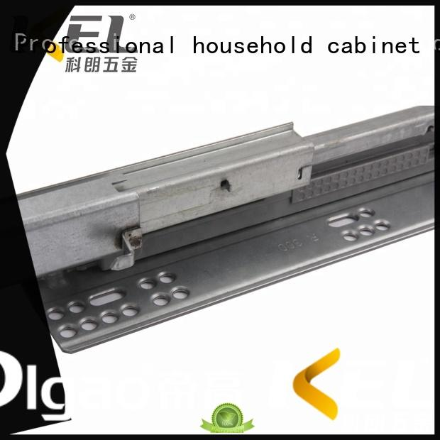 DIgao bottom soft close drawer runners supplier