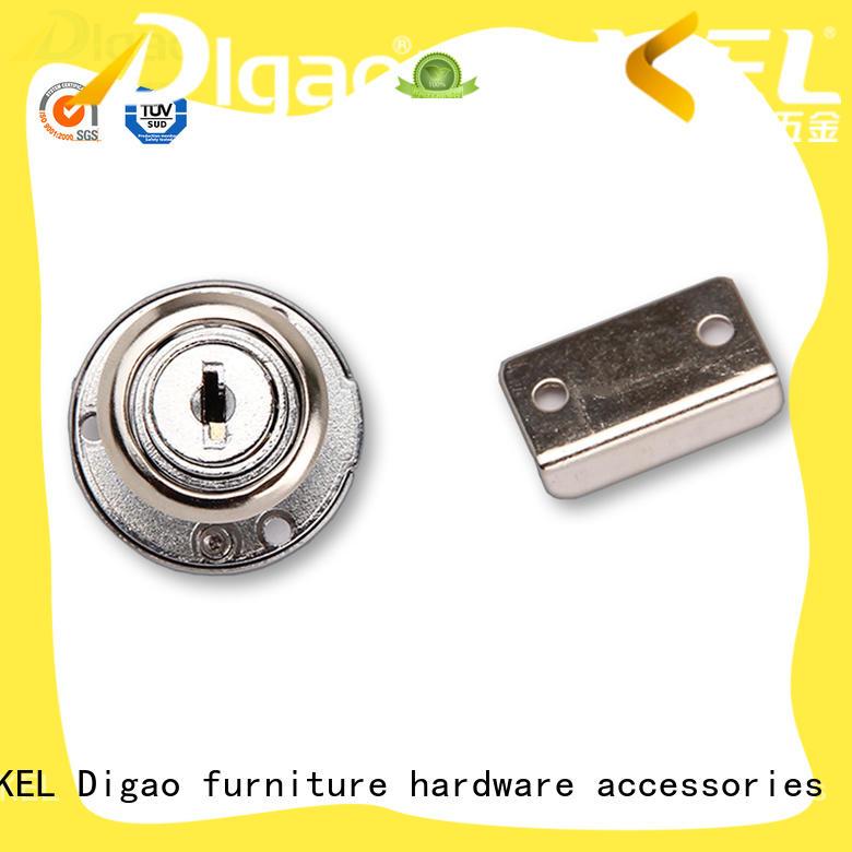 DIgao funky brass cabinet locks customization for room