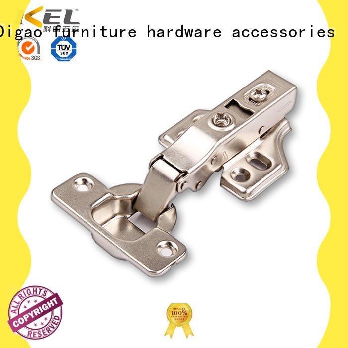 DIgao portable hydraulic hinges for kitchen cabinets ODM