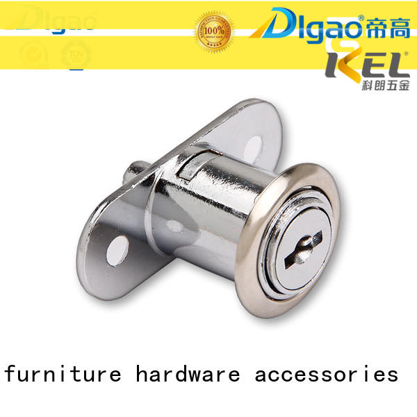 DIgao showcase display cabinet locks OEM drawer lock