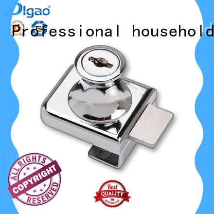 DIgao solid mesh display cabinet locks furniture drawer lock