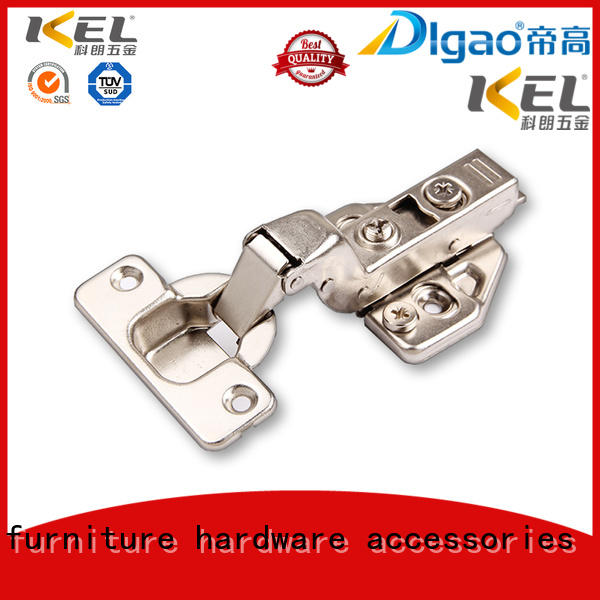 DIgao portable hydraulic hinges for cabinets removable