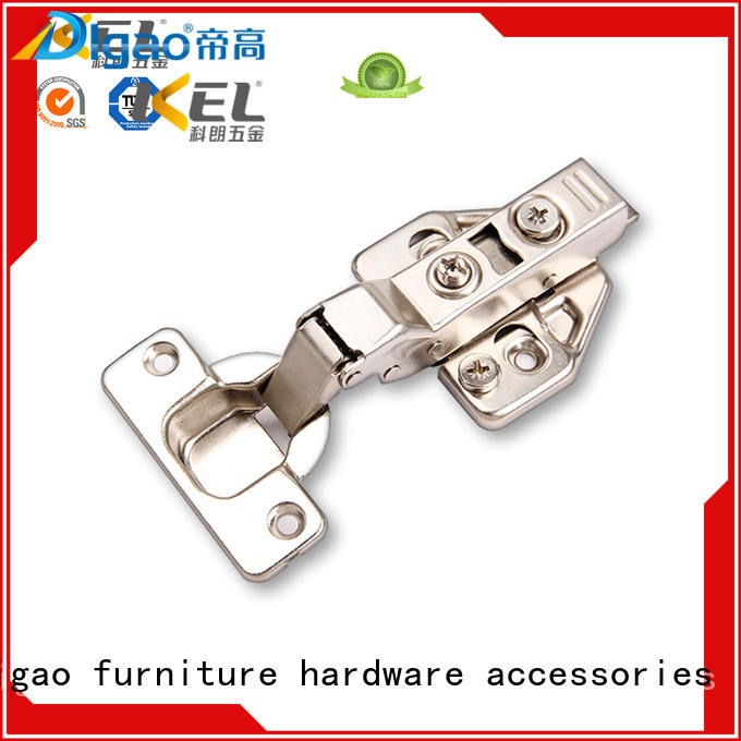 durable hydraulic hinges for kitchen cabinets ODM steel soft close