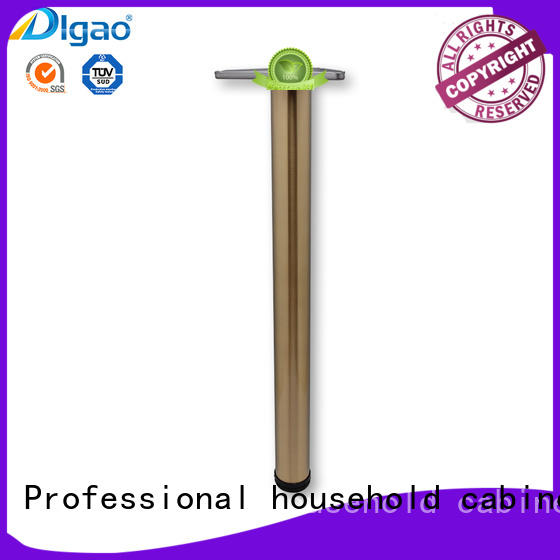 Digao furniture table iron table legs conference room adjustable desk steel table legs