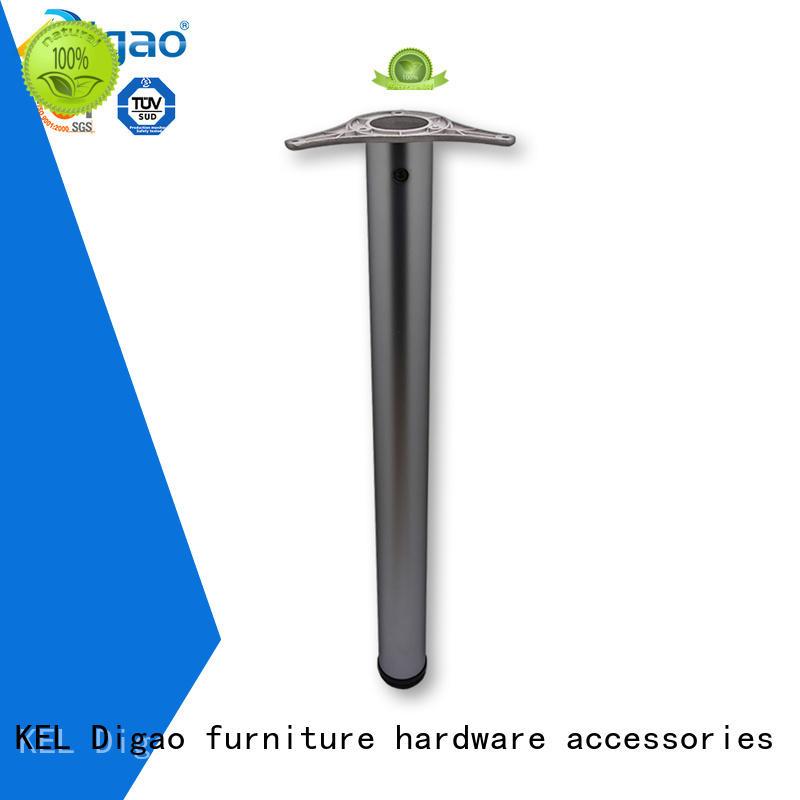 DIgao iron chrome furniture legs buy now sofa leg