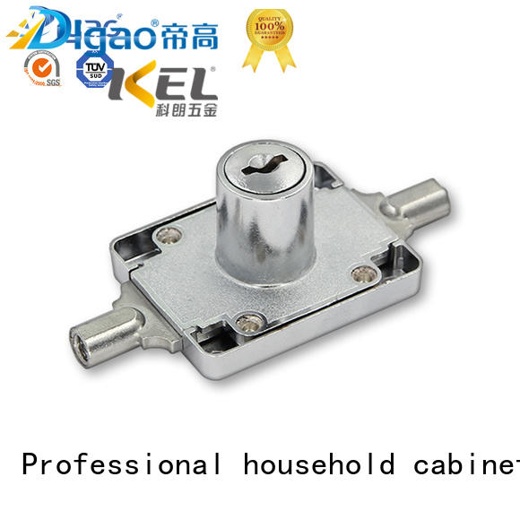 China high quality furniture push lock dealer cabinet glass showcase locks
