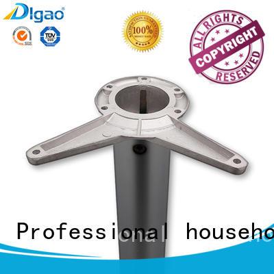 DIgao cabinet chrome furniture legs bulk production desk leg