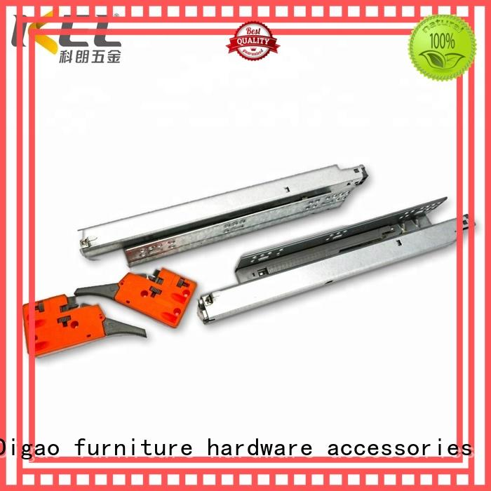 galvanized soft close drawer runners buy now for drawer DIgao