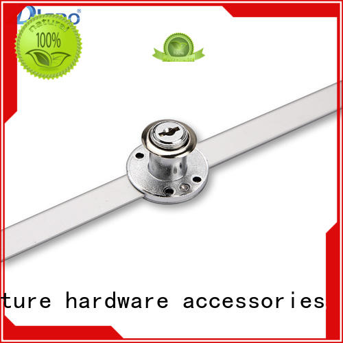 Chinese Lock Wholesaler Zinc Alloy Frontal Mounted System Central Drawer Locks 108