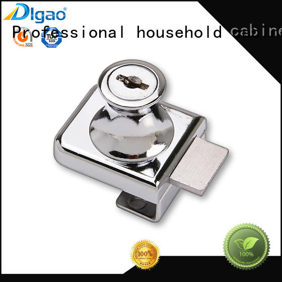 DIgao latest display cabinet locks ODM glass door lock