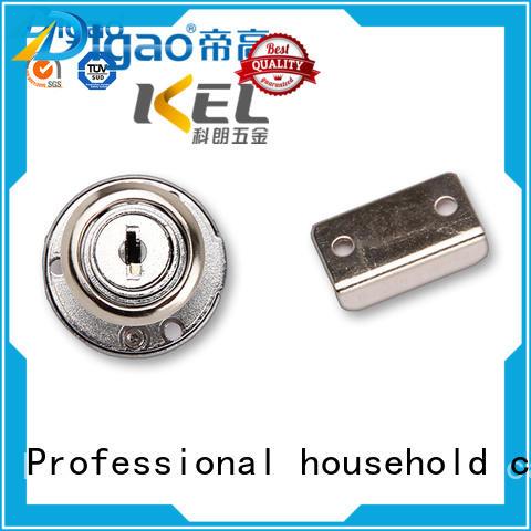 Zinc alloy furniture accessories kitchen cabinet lock manufacturer double door cabinet lock door locks