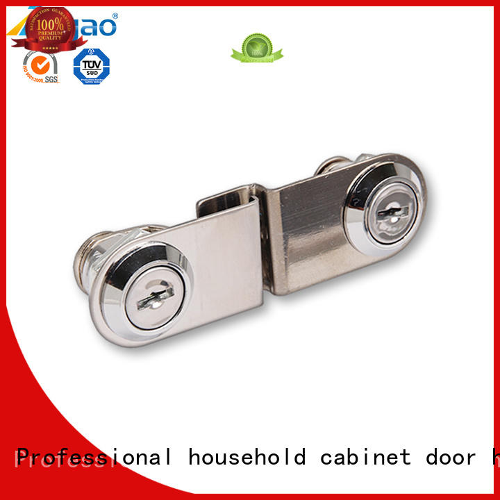 Chinese furniture accessories kitchen double door locks wholesale merchant master key drawer lock